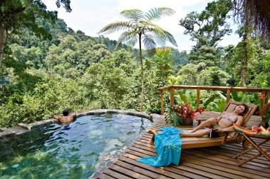Honeymoon Suite Pacuare Lodge