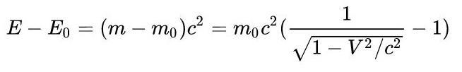 energie-relativiste