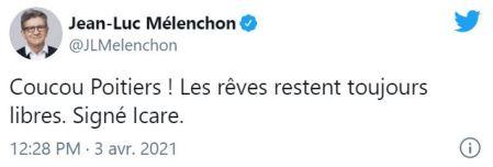 tweet-Mélenchon